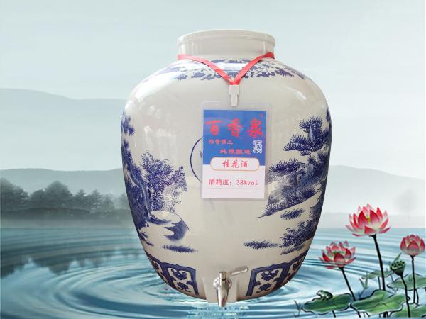 桂花酒38%vol